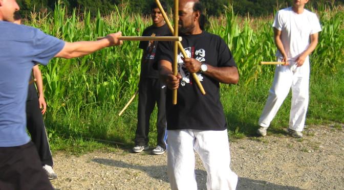 Kobudo Waffenkunst
