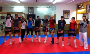 Thai Box Training im Mu-Shin e.V.