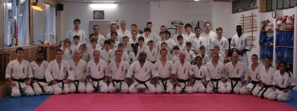 Winterseminar Enshin Karate