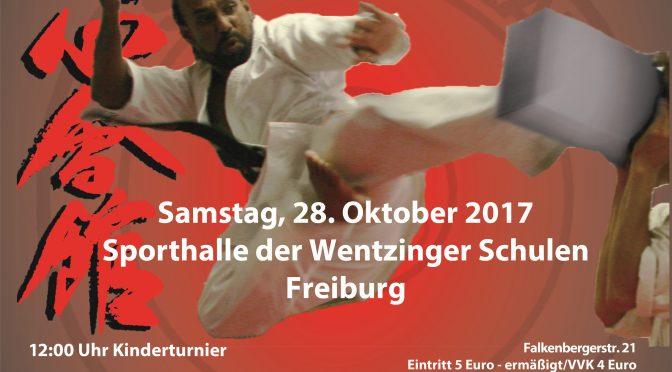 Europameisterschaft 2017 im Enshin Karate
